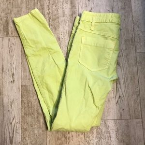 Neon Free People Cords